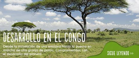 Energías Renovables en el Congo