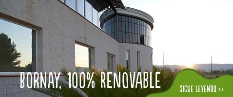 Bornay 100% renovable