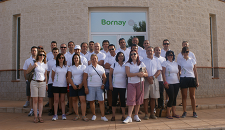Bornay Social Compromise with employees